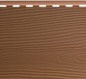 Вспененный сайдинг Альта-Борд Элит Светло-коричневый