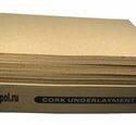 Пробковая подложка 4 мм листовая