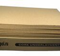 Подложка пробковая 6 мм листовая