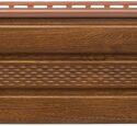 Дуб Золотистый софит к сайдингу Альта-Профиль (Т-20)