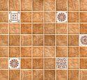 Кухонный фартук ХДФ Терракотовая  плитка