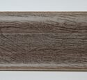Напольный плинтус LinePlast Гранд LM001 Африканское дерево