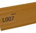 Напольный плинтус LinePlast Стандарт L007 Вишня