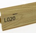 Плинтус LinePlast Стандарт L020 Вяз дерево