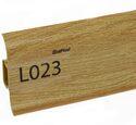 Плинтус LinePlast Стандарт L023 Дуб античный