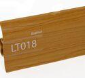 Плинтус LinePlast Стандарт LT018 Вишня дикая