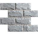 Цокольный сайдинг Holzplast Доломит Серый