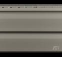 Виниловый сайдинг Vinylon D4,5 Dutchlap Серый гранит
