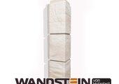 Цокольный сайдинг Holzplast Wandstein Туф Угол наружный