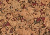 Corkstyle Wall Design Monte Red