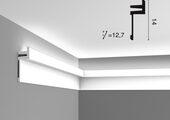 Карниз под подсветку Orac Luxxus C382 L3