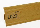 Напольный плинтус LinePlast L022 Дуб аризона