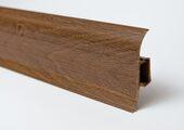 Напольный плинтус LinePlast L042 Орех