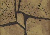 Панель листовая DPI Камень Янтарный Акватон