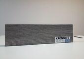 Плинтус Kronotex KTEX1 D3571 Дуб таймлесс серый