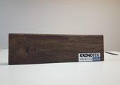 Плинтус Kronotex KTEX1 D4766 Дуб тёмный Петерсон