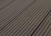 Террасная доска Savewood Carpinus Темно-коричневая