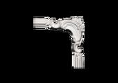 Угловой элемент Европласт 1.52.297