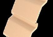 Виниловый сайдинг Grand Line 3.6 GL Amerika D4.4 Персиковый
