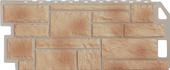 Фасадная панель FineBer Камень Бежевый