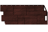 Fineber Крупный камень Коричневый