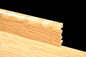 Плинтус Floorway ХМ-824 Американский выбеленный дуб