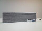 Плинтус Kronotex KTEX1 D3670 Дуб Макро светло-серый