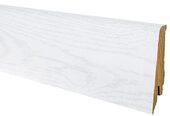Плинтус МДФ GreFF 17x80 1008 Дуб белый