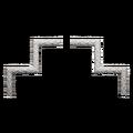Угловой элемент Европласт 1.52.303