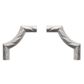 Угловой элемент Европласт 1.52.312