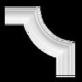 Угловой элемент Европласт 1.52.322