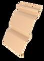 Виниловый сайдинг Grand Line 3.0 GL Amerika D4 (Slim) Персиковый