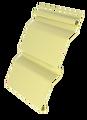 Виниловый сайдинг Grand Line 3.6 GL Amerika D4.4 Желтый