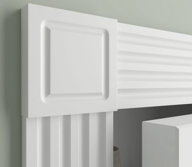 UltraWood Дверной декор D 2085