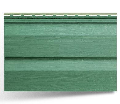 Акриловый сайдинг Альта-Профиль Премиум, цвет Зеленый