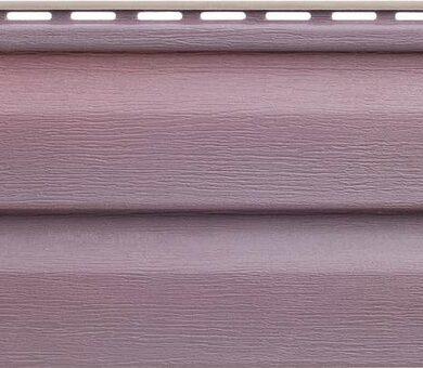 Виниловый сайдинг Альта-Профиль Аляска Классик Виолет