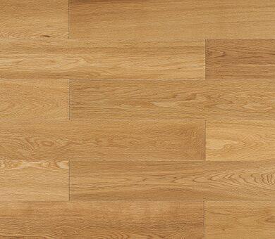 Массивная доска Amber Wood Янтарная Дуб Селект Лак 150 мм