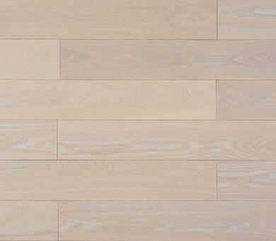 Массивная доска Amber Wood Янтарная Ясень Белая Ночь 150 мм