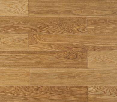 Массивная доска Amber Wood Янтарная Ясень Селект Лак 150 мм