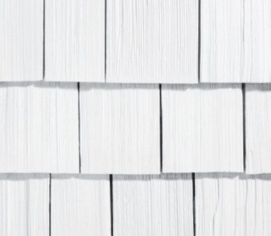 Rough-Sawn Cedar Классический белый / Classic White