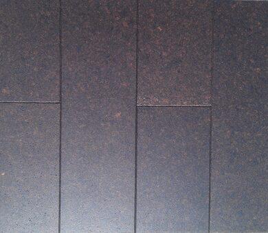Пробковый пол Corksribas Naturcork Black Massive