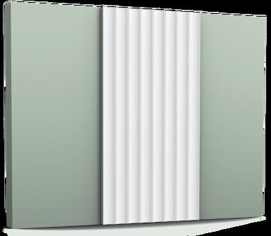 Декоративная панель Orac Decor W109