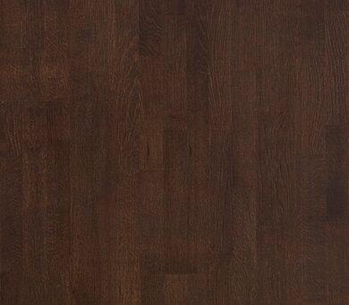 Дуб темно-коричневый 3-полосный