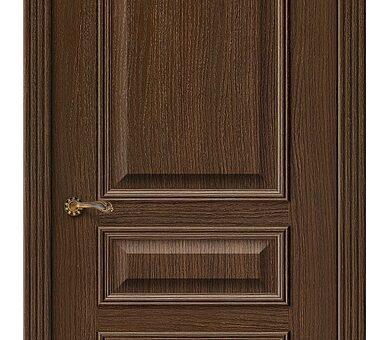 Дверь межкомнатная шпонированная Браво Вуд Классик-14 Golden Oak