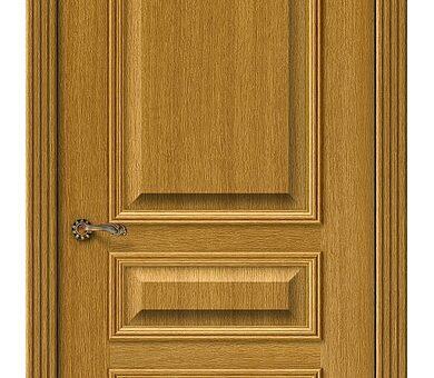 Дверь межкомнатная шпонированная Браво Вуд Классик-14 Natur Oak