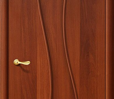 Дверь межкомнатная Браво-11Г Л-11 (ИталОрех)