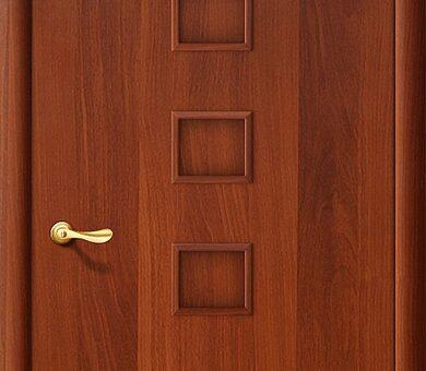 Дверь межкомнатная Браво-1Г Л-11 (ИталОрех)