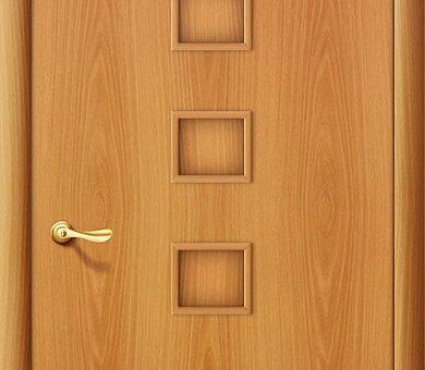 Дверь межкомнатная Браво-1Г Л-12 (МиланОрех)