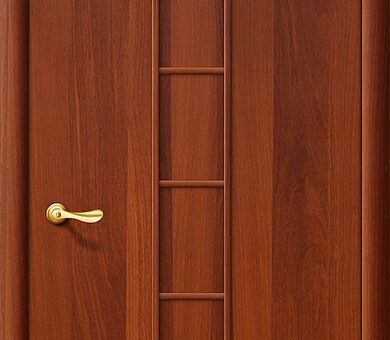 Дверь межкомнатная Браво-2Г Л-11 (ИталОрех)