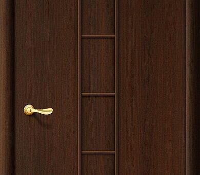 Дверь межкомнатная Браво-2Г Л-13 (Венге)